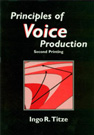principles of voice production